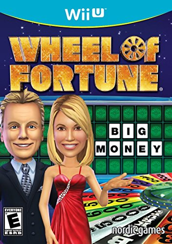 Wheel of Fortune Nintendo Wii U (Gameshow-software)