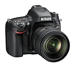 Nikon D610 Digital SLR Camera with 24-85mm Lens Kit (24.3MP) 3.2 inch LCD