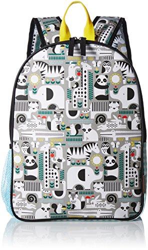 Petit Collage, Kinderrucksack mehrfarbig mehrfarbig 36 cm (Panda Petite)