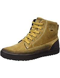 Amazon.fr   Geox - Jaune   Chaussures femme   Chaussures ... bd8ed938e5f0