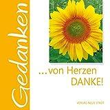 ... von Herzen DANKE!: Gedanken - Gabriele Hartl
