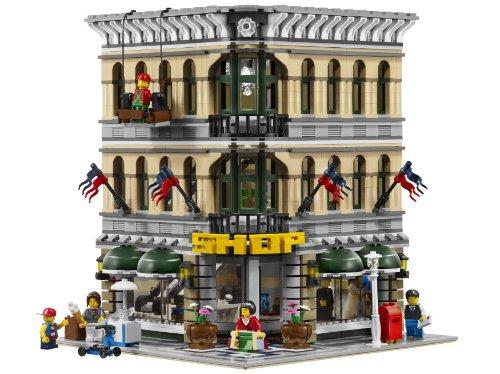 Grand Emporium (10211) LEGO Creator