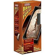 KAISER Brotform 30 cm Brotbackform für 1.000 g Brotlaibe Sehr gute Antihaftbeschichtung Sauerteigbeständig gleichmäßige Bräunung durch optimale Wärmeleitung