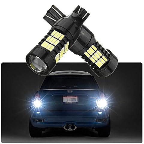 FEZZ Auto LED Bulbs CANBUS T15 W16W 921 4014 54SMD