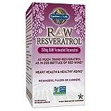 Garden of Life Resveratrol Fermented trans-Resveratrol