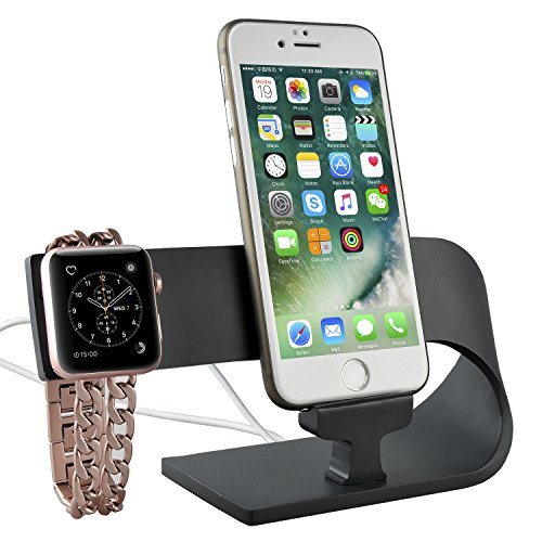 apple-watch-stand2017-nuova-offertapugo-top-2-in-1-supporto-da-tavolo-in-allumiio-per-smartphone-e-t