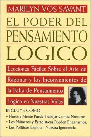 El poder del pensamiento logico (Biblioteca De Psicologia)