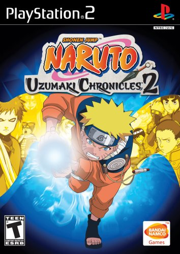 Naruto Uzumaki Chronicles 2 (Uzumaki Chronicles 2)