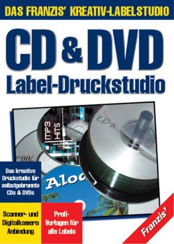 CD + DVD Label Drucker (Cd-label-software)