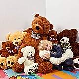 XXL Teddybär, 120 cm (Lumaland) - 8