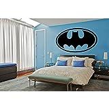 Wandtattoo Batman Logo Größe M