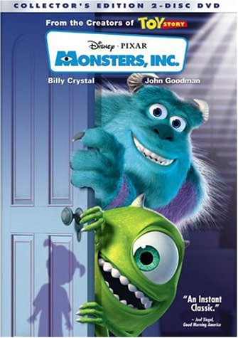 Image of Monsters, Inc. [DVD] [Import]