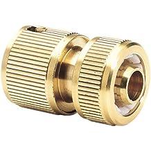 Draper 68431 Expert Brass 1/2-inch Garden Hose Connector