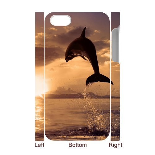 LP-LG Phone Case Of Dolphin For Iphone 5C [Pattern-6] Pattern-2