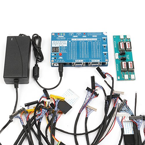 KUNSE 7-84inch LVDS Screen LCD LED-Panel-Bildschirm Tester für TV-Laptop-Computer-Reparatur -