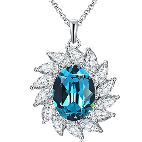 crystal-necklaces-for-women-happiness-strength-love-sunflower-necklace-with-flower-shaped-swarovski-