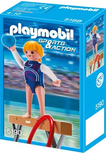 Preisvergleich Produktbild PLAYMOBIL 5190 - Turnerin am Schwebebalken