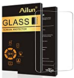 iPad Air 2 Screen Protector,by Ailun,Tempered Glass,for iPad Air 1&2,iPad Pro[9.7inch],9H Hardness,2.5D Edge,Anti-Scratch,Case Friendly-SIANIA Retail Package
