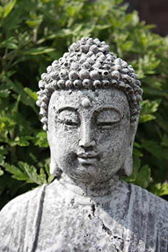 Steinfigur Großer Buddha Shiva - 4