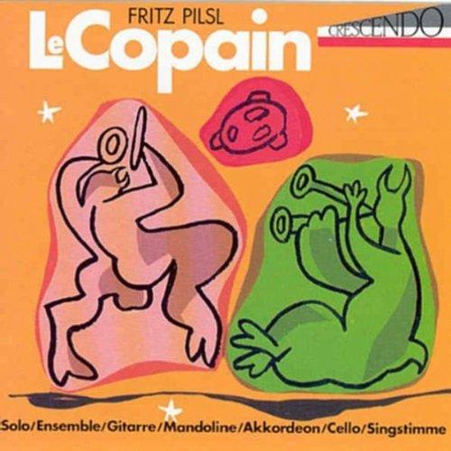 Le Copain for Guitar by Frank Hiemenz
