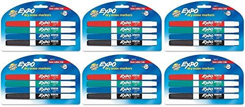 expo-bajo-olor-marcadores-de-borrado-en-seco-pluma-estilo-4-marcadores-de-colores-86674-pack-de-6-to