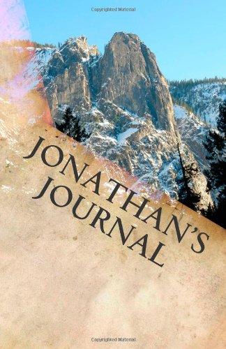 Jonathan's Journal