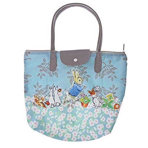 Beatrix Potter Peter Fold Away Tote Bag (Pan-bag Peter)