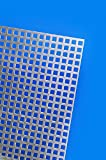 Krick Gitter Alu 5,7 mm Raster 1,2x140x200 mm