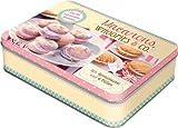 Macarons, Whoopies & Co.: Die 50 schönsten Rezepte. Metallbox mit Spritzbeutel...