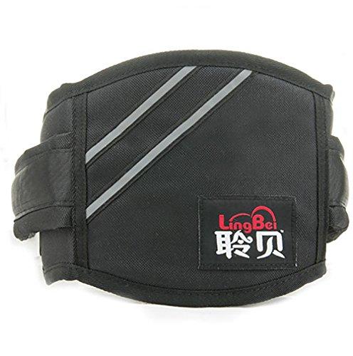 RUIRUI Hochwertige Kinder-Sicherheitsgurt , black