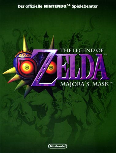 The Legend of Zelda - Majora's Mask Spieleberater (Ds Majora)