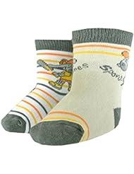 EBI& EBI - Baby Socken Jungen 2er-Pack, 3-farbig