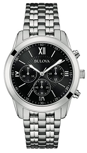 bulova-classic-sports-mens-quartz-watch-with-black-dial-chronograph-display-and-silver-stainless-ste