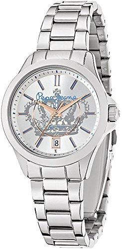 Pepe jeans katy orologio Donna Analogico al Al quarzo con cinturino in Acciaio INOX R2353114502