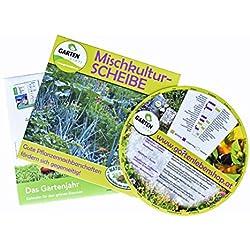 Mischkulturscheibe, Das Gartenjahr - Paket