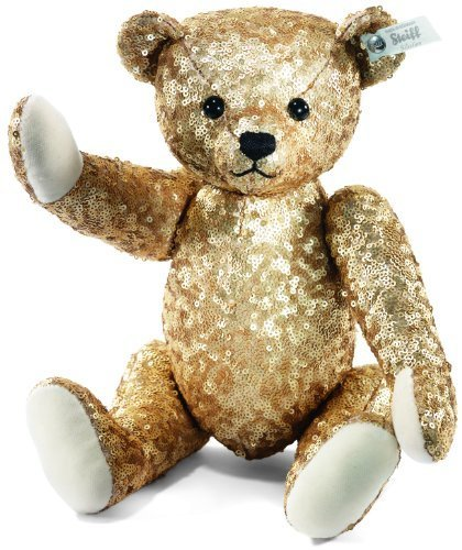 Steiff-Selection-Teddy-bear-gold-Enchanted-forest-Limited-Edition-by-Steiff