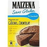 Maizena Préparation pour Gâteau au Chocolat sans Gluten 330 g - Lot de 3