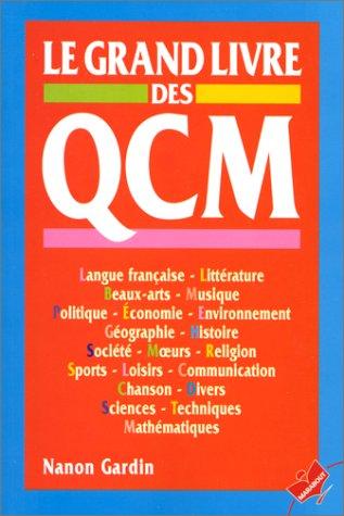Le grand livre marabout des QCM