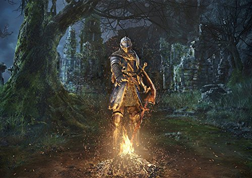Dark Souls Remastered Poster