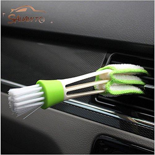 SPA Car Cleaning Double Side Brush For Lada granta vesta priora kalina niva largus vaz samara 2106 2108 2109 2110 4x4