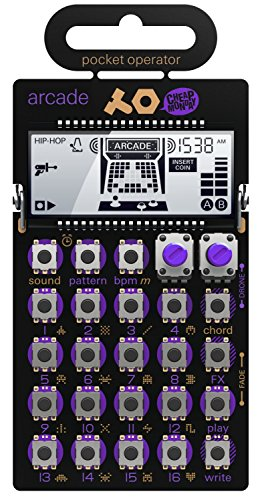 Teenage Engineering PO-20 arcade | Videogame, Konsolen und Chiptune-Sounds | NEU