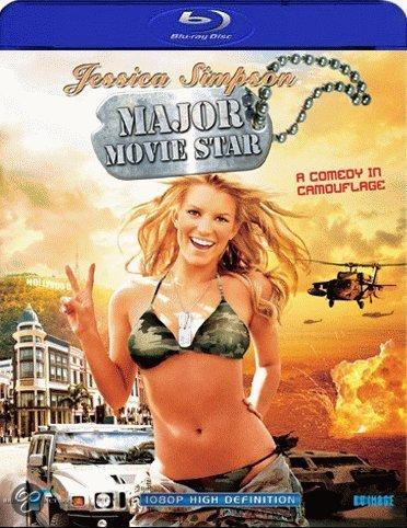 VARIOUS - MAJOR MOVIE STAR - BLURAY (1 Blu-ray)