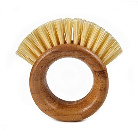Full Circle The Ring Veggie Brosse, Marron