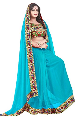 Saree(SareeShop Saree For Women Party Wear Half Sarees Offer Designer Below 500...