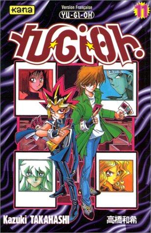 Yu-Gi-Oh ! Tome 11 par Kazuki Takahashi