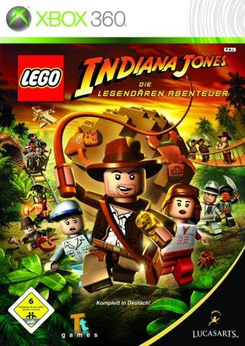 Lego Indiana Jones - Die legendären - Lego Xbox Indiana Jones