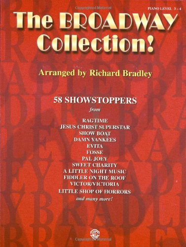 The Broadway Collection!: Piano Level 3-4 (BP33138A)