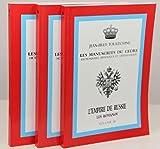 Les manuscrits du CEDRE. Dictionnaire historique et gÈnÈalogique. L'EMPIRE DE RUSSIE. LES ROMANOV.