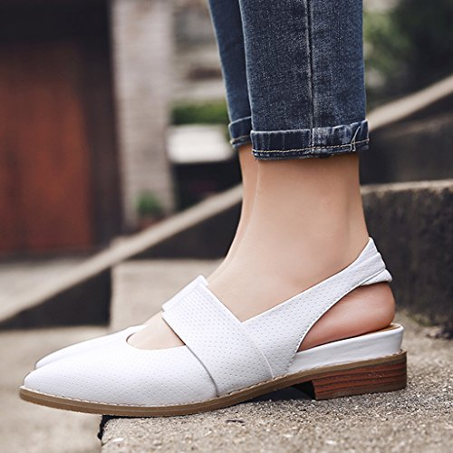 Chaussures Femme Style Hwf Anglaises Chaussures Plates Style Femme Printemps En f2f29f