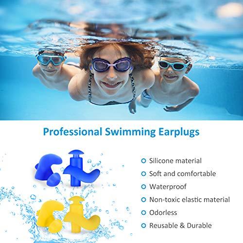 Zoom IMG-1 tappi per orecchie nuoto 2